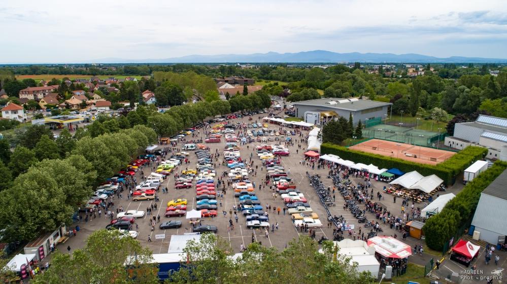 Fun Car Show 2019 à Illzach